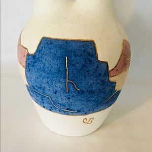 Native American Vintage Wedding Vase